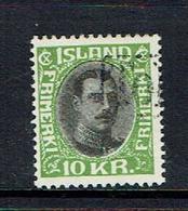 ICELAND..used.. - 1918-1944 Unabhängige Verwaltung
