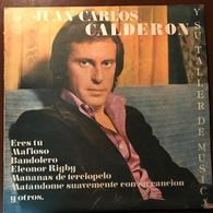 LP Argentino De Juan Carlos Calderón Año 1975 - Instrumental