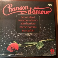 LP Argentino De Artistas Varios Chanson D'amour Año 1981 - Other - French Music
