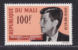 MALI AERIENS N°   24 ** MNH Neuf Sans Charnière, TB (D7494) Kennedy 1964 - Mali (1959-...)