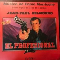 LP Argentino BSO El Profesional Año 1981 - Soundtracks, Film Music