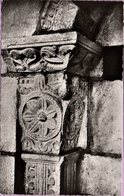 CPA 58 LA CHARITE SUR LOIRE EGLISE BENEDICTINE CHAPITEAU DE LA COLONNADE DU DEAMBULATOIRE DU XIIe S - La Charité Sur Loire