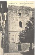 Fuenterrabia - Puerta Historica Del Castillo - Guipúzcoa (San Sebastián)