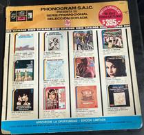 LP Argentino De Artistas Varios Disco Catálogo Selección Dorada Año 1968 - Vinyl Records