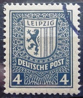 ALLEMAGNE    Zone Soviétique Saxe Occidentale            N° 32                OBLITERE - Sowjetische Zone (SBZ)