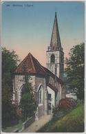 Montreux - L'Eglise - Photo: Societe Graphique - VD Vaud