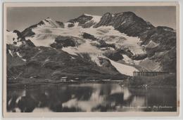 Bernina-Hospiz Mit Piz Cambrena - Photo: B. Schocher - GR Grisons