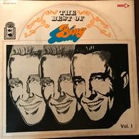 LP Argentino Y Recopilatorio De Bing Crosby Año 1971 - Jazz