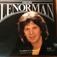 LP Argentino De Gerard Lenorman Año 1981 - Other - French Music