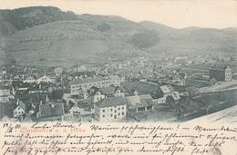WAYDHOFEN A.d. Ybbs (NÖ), Gel.1900, Stempel Waydhofen A.d.Ybbs + Türnitz, Verlag V.Regel&Krug, Gute Erhaltung - Waidhofen An Der Ybbs