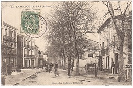 Avenue Charcot - Lamalou Les Bains
