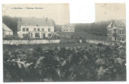 CPA CHATILLON, CHATEAU DAHEREE, ST SAINT LEGER, PROVINCE DE LUXEMBOURG, BELGIQUE - Saint-Léger