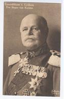 Lithuania Lietuva Litwa Poland Germany, Generaloberst V. Eichhorn, Der Sieger Von Kowno, Kaunas - Lithuania
