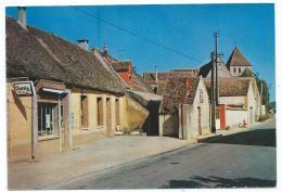CP NAILLY LES SENS, LE CAFE TABAC, PUB BIERE MUTZIG, YONNE 89 - Autres Communes