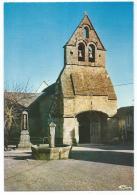 CP EYREIN, L'EGLISE, CORREZE 19 - France
