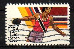 USA. N°1487 Oblitéré De 1983. J.O. De Los Angeles/Athlétisme. - Summer 1984: Los Angeles