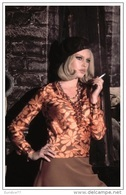 Sexy BRIGITTE BARDOT Actress PIN UP PHOTO Postcard - Publisher RWP 2003 (34) - Entertainers