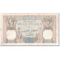 France, 1000 Francs, 1932, 1932-02-25, TB, Fayette:37.6, KM:79b - 1871-1952 Anciens Francs Circulés Au XXème