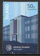 Islande 2011, N°1241 Neuf Université - 1944-... Republik