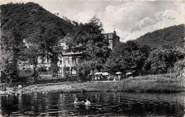 NONCEVEUX-REMOUCHAMPS - Paysage.  L'arrière De L'Hôtel - Aywaille