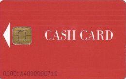 Grand Casino Luzern Cash Card With Smart Chip - Cartes De Casino
