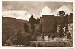 X3357 Liban Lebanon - Palais De Beit Eddin / Viaggiata 1937 - Libano