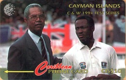 Cayman Island - CAY-12A, GPT, 12CCIA, C&W Test Series 94, 10$, 20,400ex, 1995, Used - Kaaimaneilanden