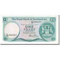 Billet, Scotland, 1 Pound, 1982, 1982-05-03, KM:341a, SPL - [ 3] Scotland