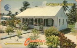 Cayman Island - CAY-8C, GPT, 8CCIC, White House, 10$, 40,000ex, 1994, Used - Cayman Islands