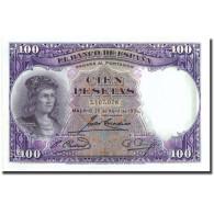 Billet, Espagne, 100 Pesetas, 1931, 1931-04-25, KM:83, SPL+ - [ 2] 1931-1936 : Repubblica