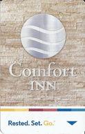 Comfort Inn - Hotel Keycards
