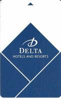 Delta Hotels & Resorts - Cartes D'hotel