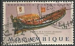 LSJP MOZAMBIQUE BOAT CARLOTA JOAQUINA - Mozambique
