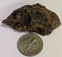 18.5 Gram NWA METEORITE From The Sahara Desert (#K887) - Météorites