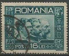 LSJP ROMANIA THREE KINGS 1931 - Otros