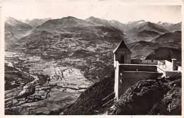 Teleferique Du Pibeste 1400m La Gare Superieure La Vallee D ARGELES Et La Chaine Des Pyrenees 35(scan Recto-verso) MA697 - Argeles Sur Mer