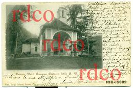 ITALIA, VALLE ANZASCA, BANNIO, Oratorio Della Madonna Della Neve; Italy - Altre Città