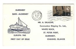 4749 - EUROPA 65 - Guernesey