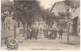 La Place Peyrottes - Clermont L'Hérault