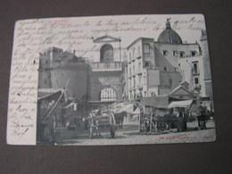 Napoli Ca. 1905  Bahnpost Pisa Genova - Napoli (Naples)