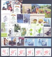 2016. Lithuania,  Complete Year Set Of 25 Stamps + 3 S/s, Mint/** - Litauen