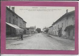 71.- CRÊCHES .- Grande Rue - Other Municipalities