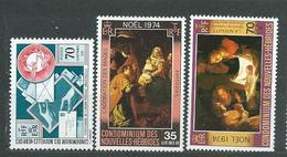 NOUVELLES-HEBRIDES  N°  402+404/5  **  TB - French Legend