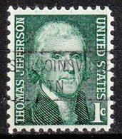 USA Precancel Vorausentwertung Preo, Locals Tennessee, Surgoinsville 841 - Vereinigte Staaten