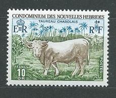 NOUVELLES-HEBRIDES  N°  408  **  TB 1 - French Legend