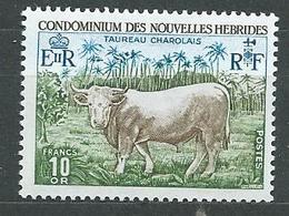NOUVELLES-HEBRIDES  N°  408  **  TB 2 - French Legend