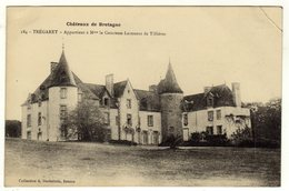 Cpa N° 184 TREGARET Appartient à Madame La Comtesse Leveneur De Tillières - Altri Comuni