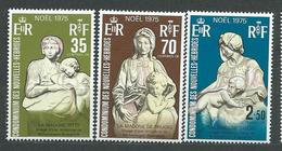 NOUVELLES-HEBRIDES  N°  418/20  **  TB  1 - French Legend