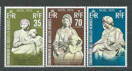 NOUVELLES-HEBRIDES  N°  418/20  **  TB  2 - French Legend