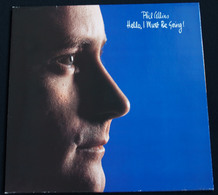 PHIL COLLINS – Hello, I Must Be Going – LP – 1982 – WEA 99263 – WEA International Inc. – Distributed By WEA/Filipacchi M - Rock